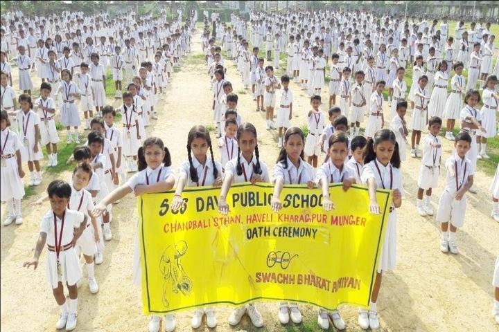 SCS DAV Public School-Swaccha bharat abhiyan
