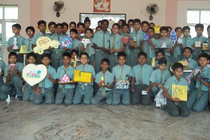 D R International School-Activity