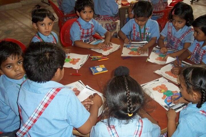 D R International School-Activity Room