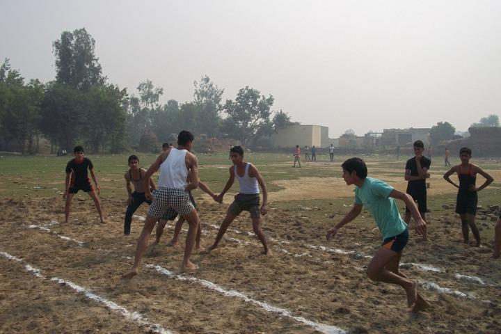 D R International School-Kabaddi