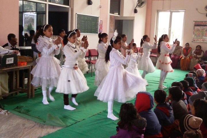 D R International School-Republic day