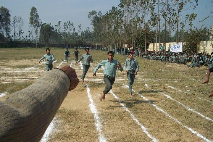 D R International School-Sports Day