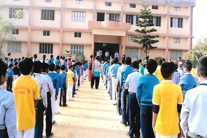 D S 4 Junior High School-Assembly