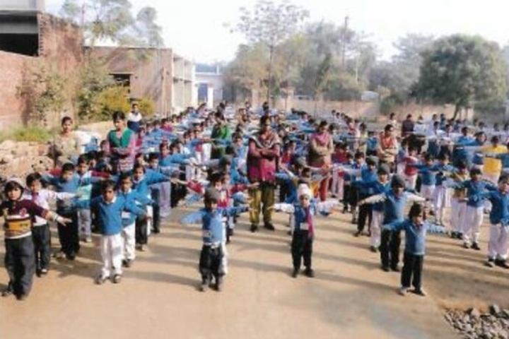 D S 4 Junior High School-Physical Activity