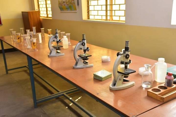 Dadri Public School-BiologyLab