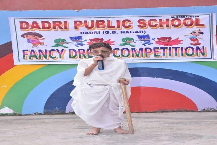 Dadri Public School-Fancy Dress