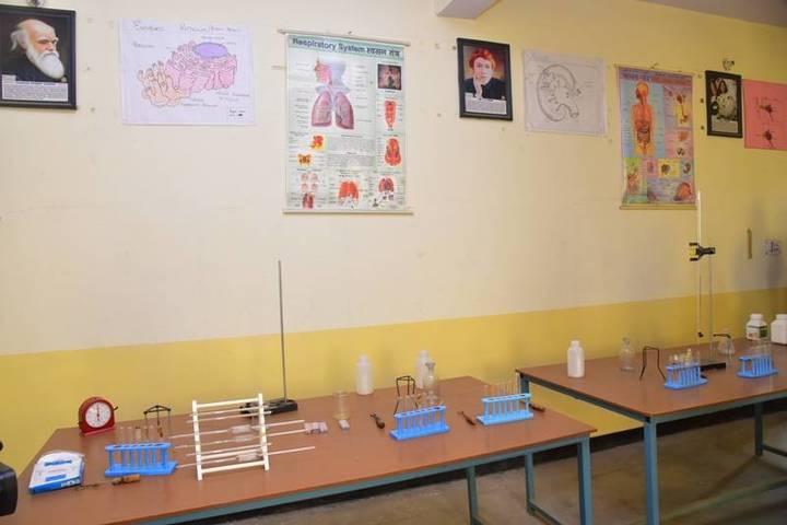 Dadri Public School-Physics Lab