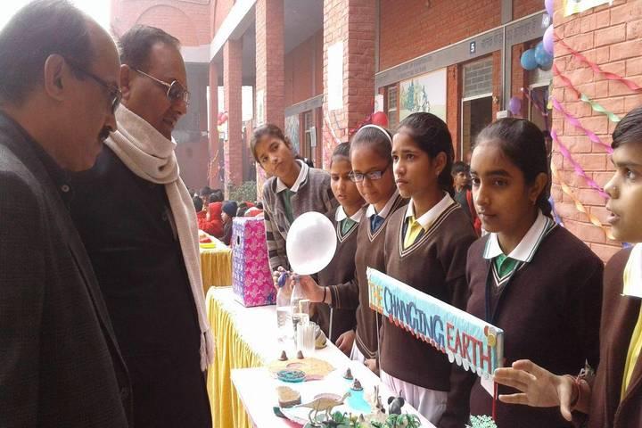 Dadri Public School-Science Exhibition