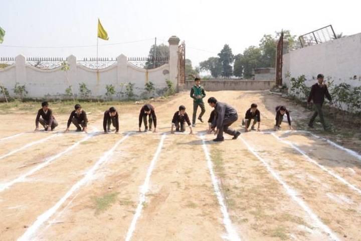Dadri Public School-Sports Day