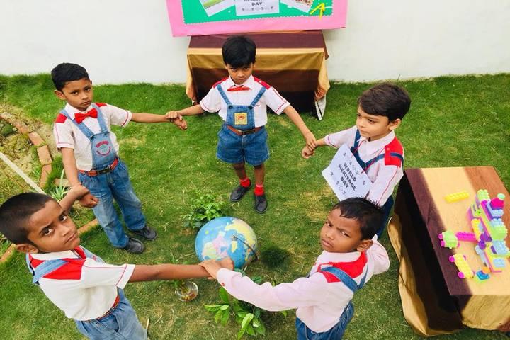 Dalimss Sunbeam School-Activity