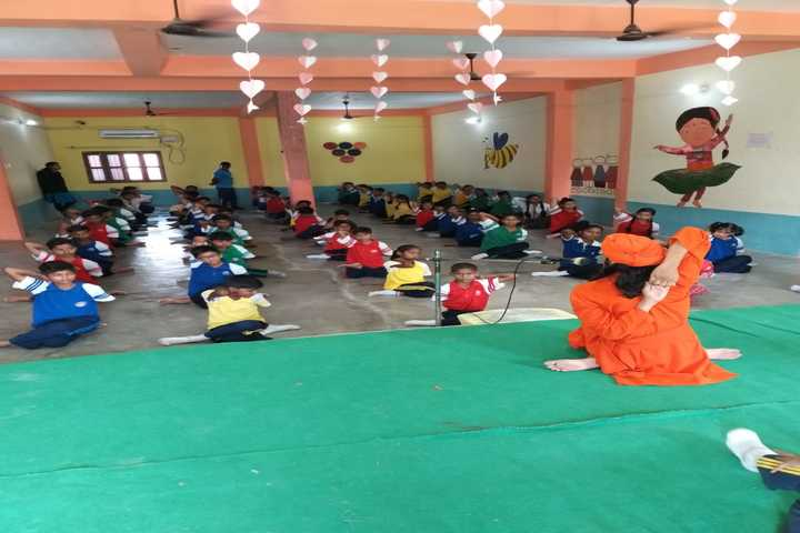 Dalimss Sunbeam School-Yoga