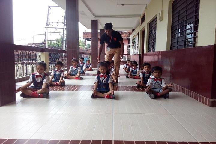 Dalimss Sunbeam School-Meditation
