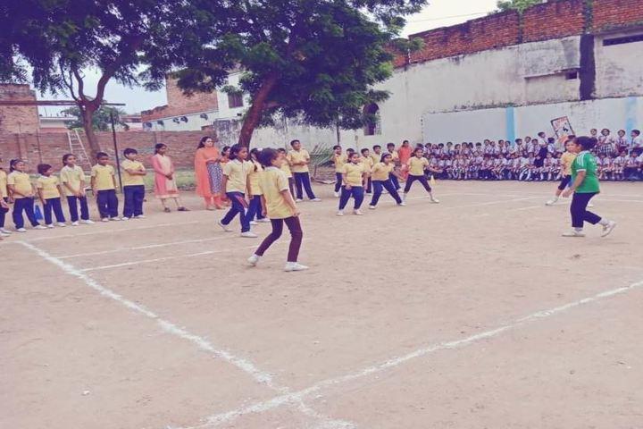 Dalimss Sunbeam School-Sports