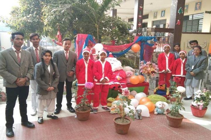 Dalimss Sunbeam School-Christmas Celebrations