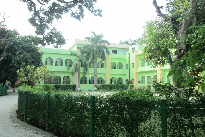 Darshan Academy-Campus