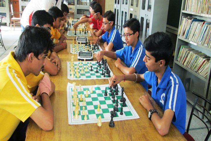 Darshan Academy-Chess