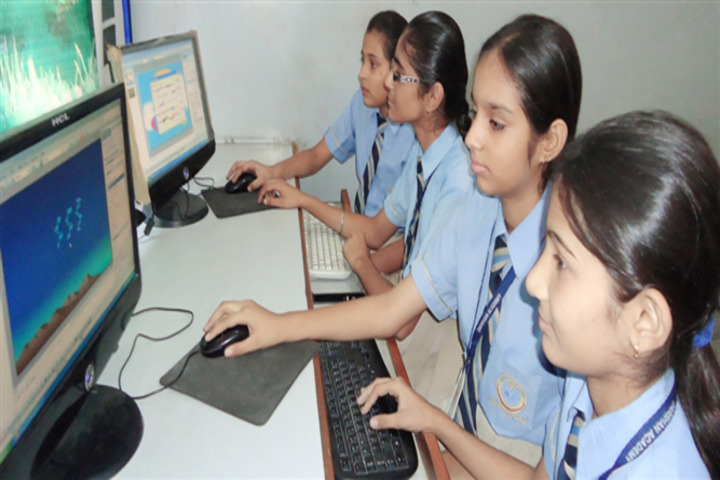 Darshan Academy-Computer lab