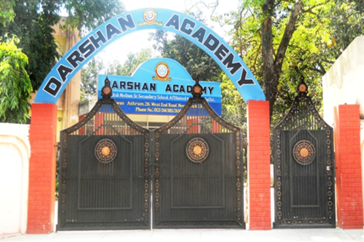 Darshan Academy-Entrance