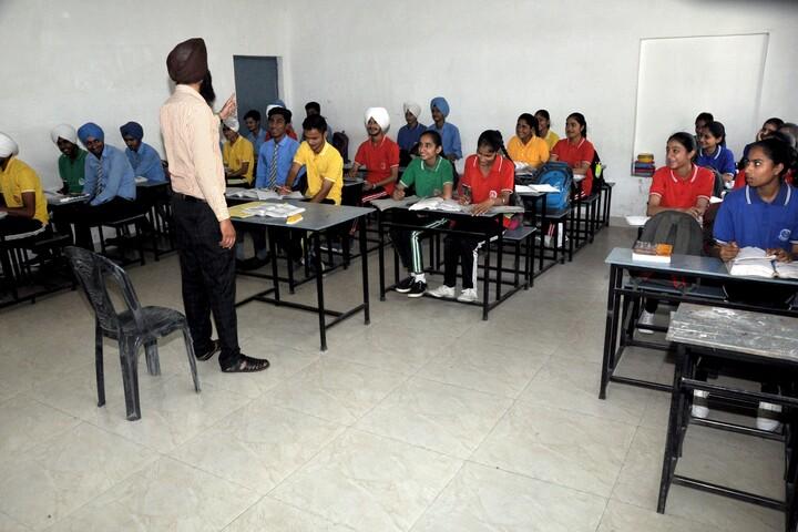 Dashmesh Public School-Classroom