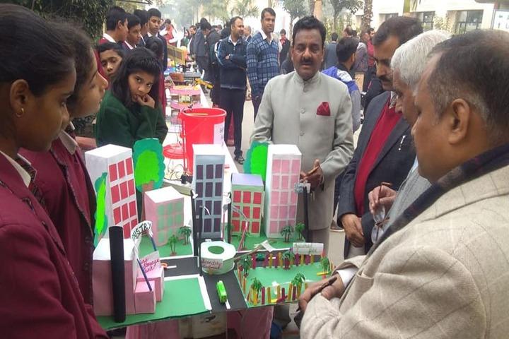 Dav Public School-Exhibition