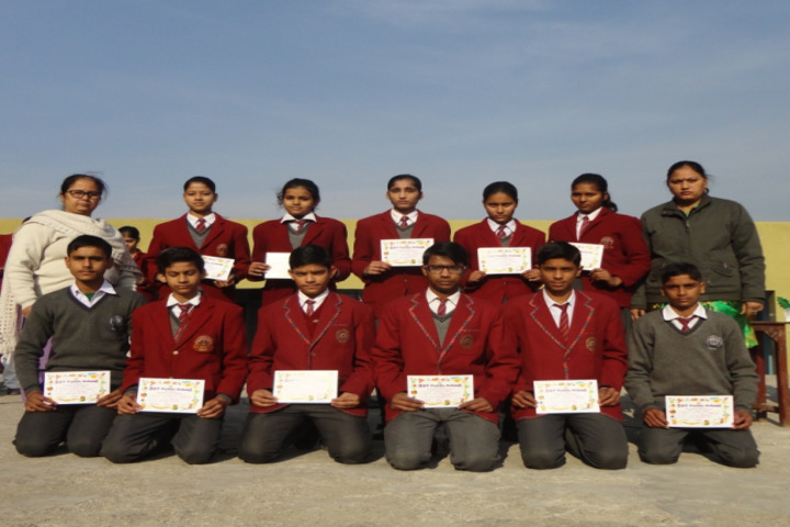 Dav Public School-Award