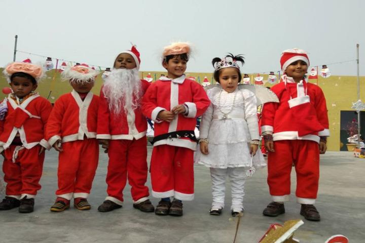 Dav Public School-Christmas Celebrations