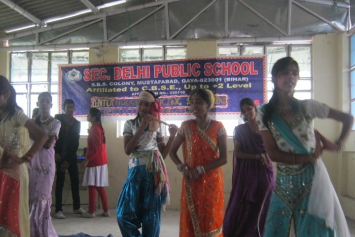 Secondary Delhi Public School-Dance