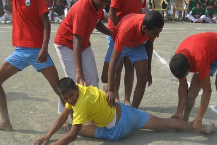 Secondary Delhi Public School-Kabbadi