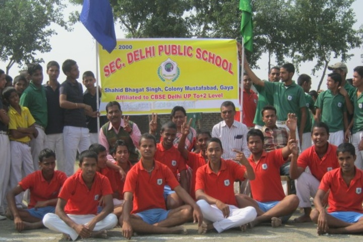 Secondary Delhi Public School-Team