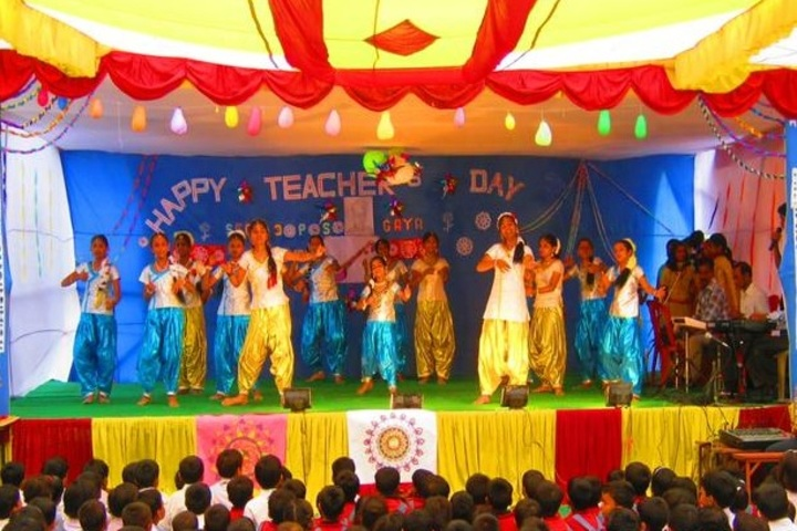 Secondary Delhi Public School-Teachers Day Celebration