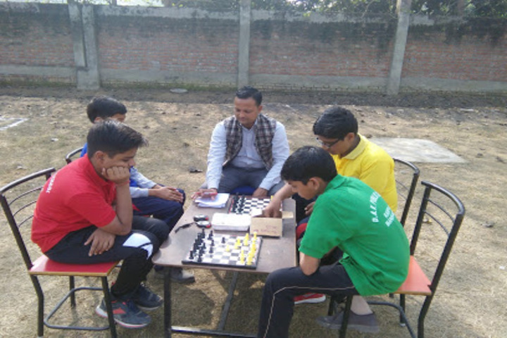 DAV Public School-Chess