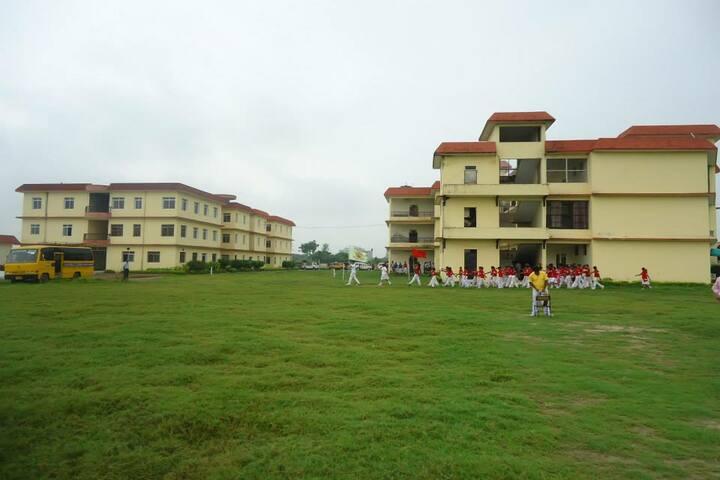 Dav Public School-Playground