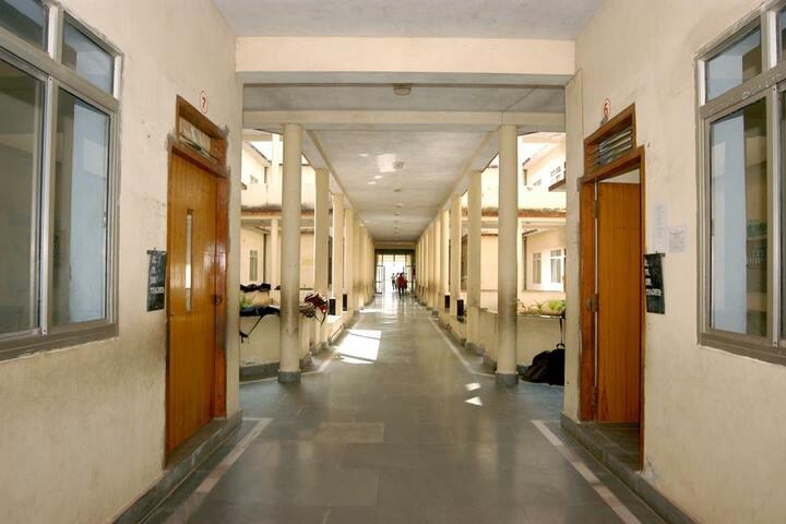 Dav Public School-Corridor