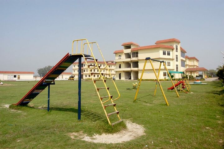Dav Public School-Kindergarten Play Area