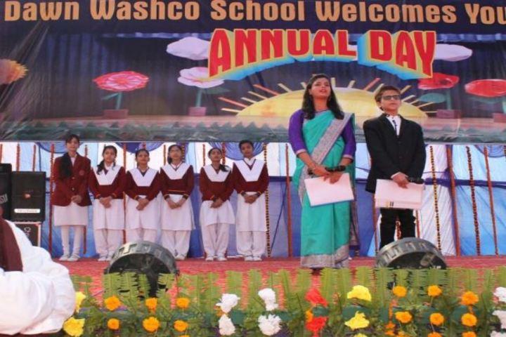 Dawn Washco School-Annual day