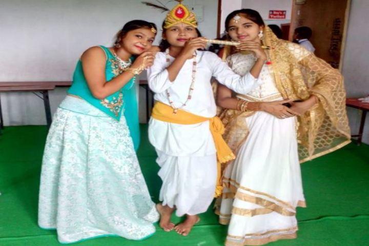 Dawn Washco School-Janamastami Celebrations