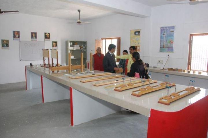Dawn Washco School-Science lab