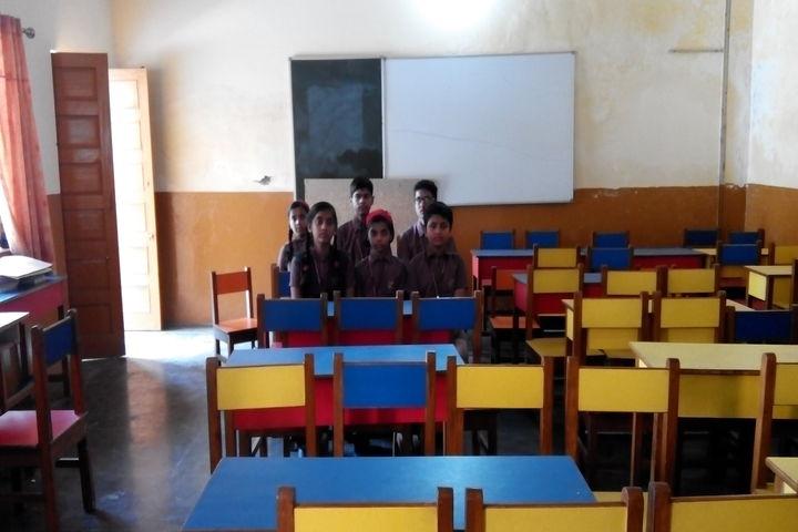Dayanand Bal Mandir Senior Secondary School-Classroom