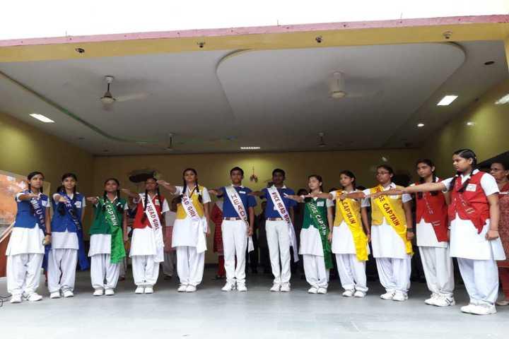 Dayanand Bal Mandir Senior Secondary School-Investiture Cermony