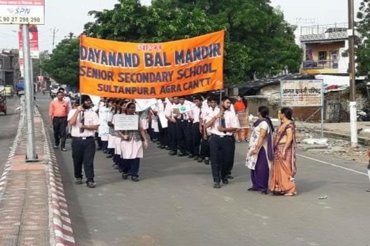Dayanand Bal Mandir Senior Secondary School-Rally