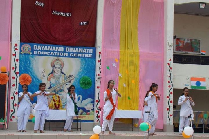 Dayanand Dinanath Education Centre-Annual Day