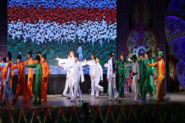 Dayanand Dinanath Education Centre-Dance