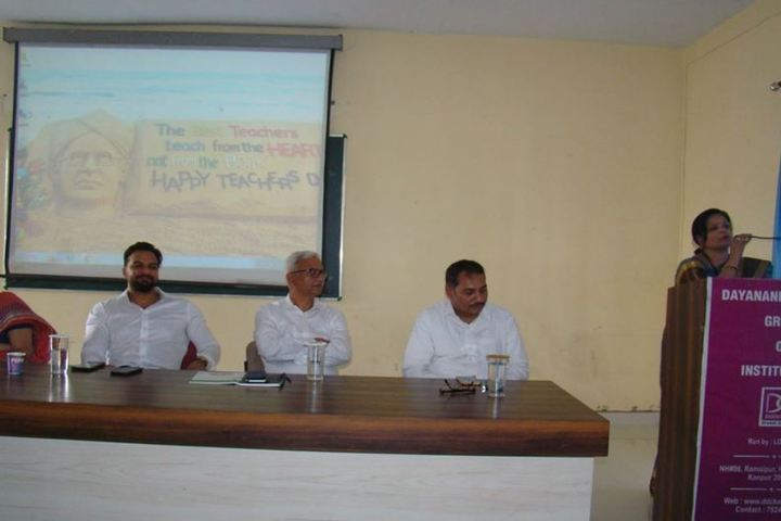 Dayanand Dinanath Education Centre-Event