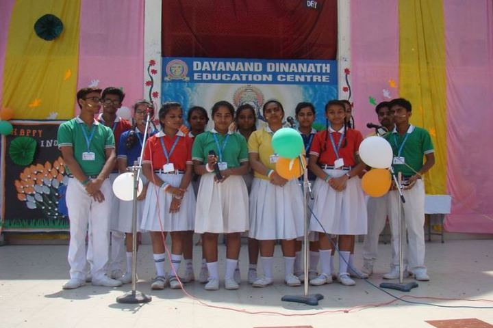Dayanand Dinanath Education Centre-Singing