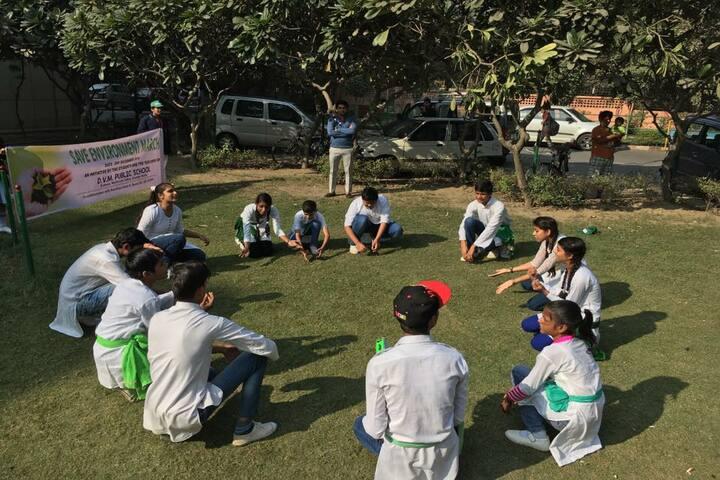 Dayanand Vidya Mandir-Activity