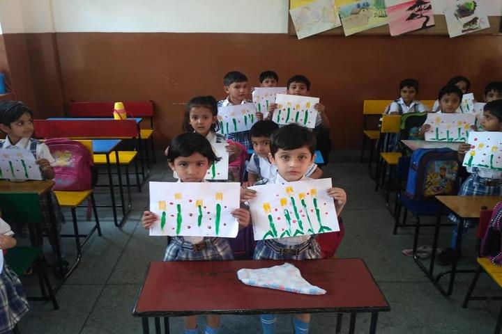 Dayawati Dharmavira Public School-Activity