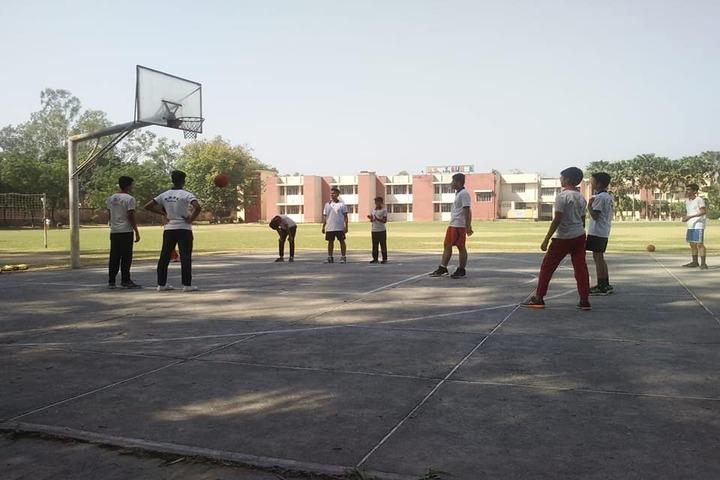 Dayawati Dharmavira Public School-Basketball