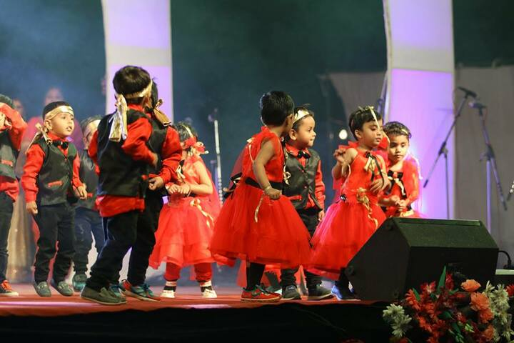 Dayawati Dharmavira Public School-Dance