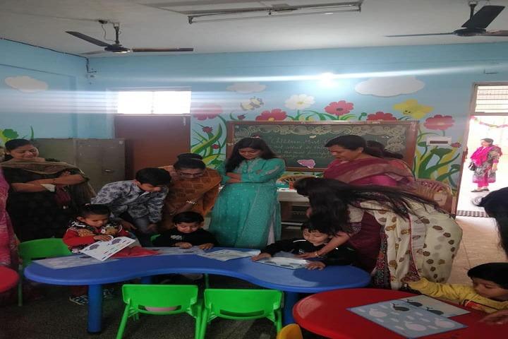 Dayawati Dharmavira Public School-KG