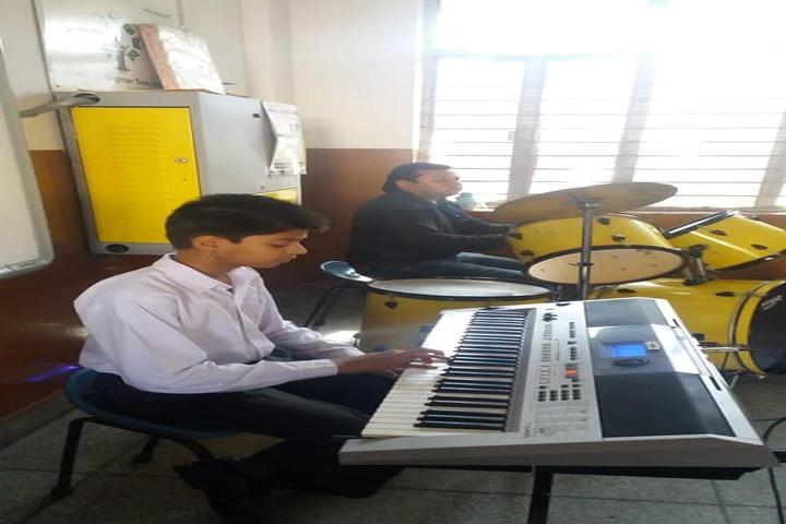 Dayawati Dharmavira Public School-Music